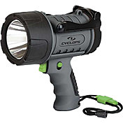 CYCLOPS Rechargeable Waterproof LED Spotlight