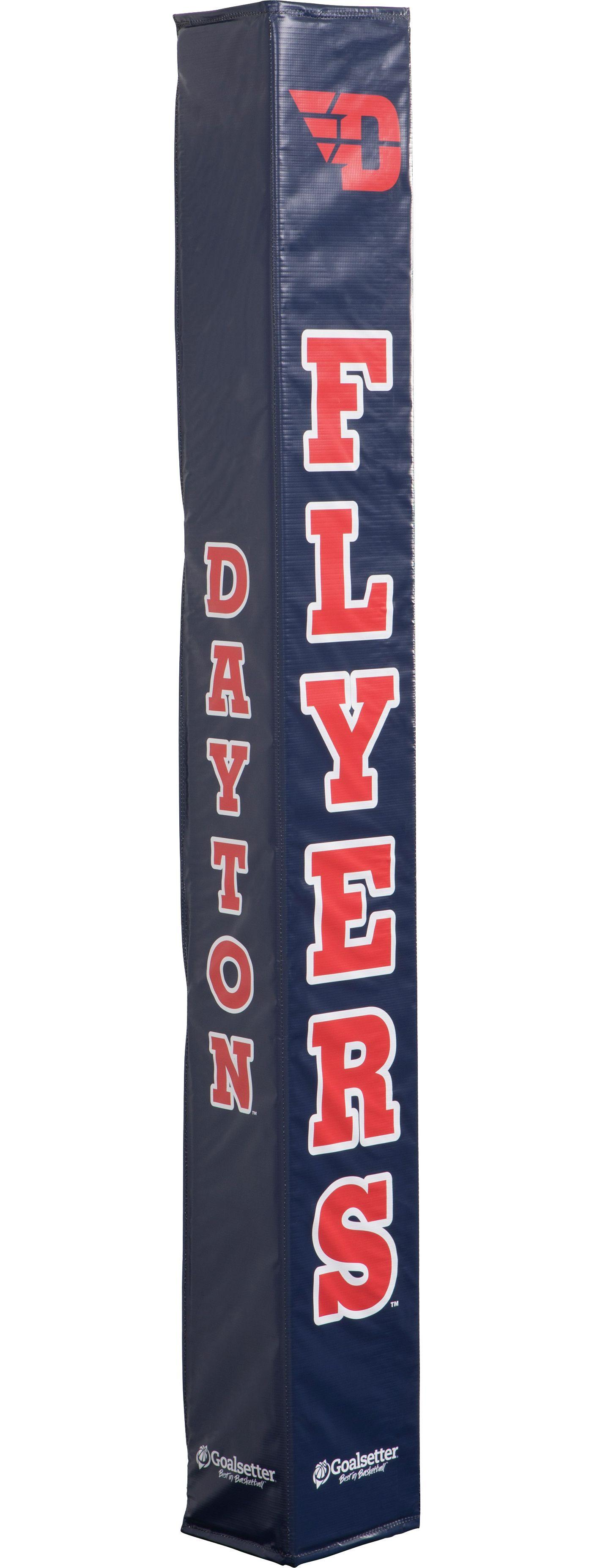 Goalsetter Dayton Flyers Basketball Pole Pad