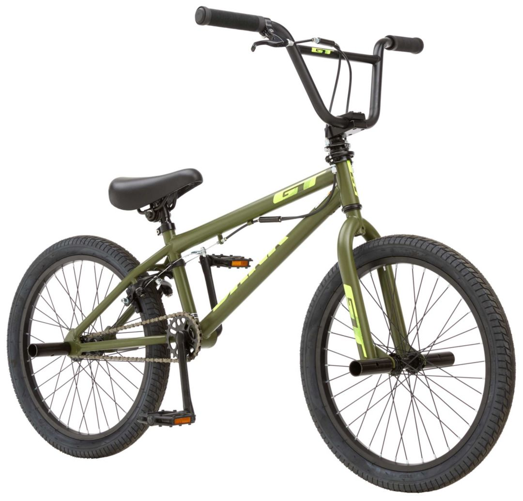 Bmx Bikes For Kids >> Gt Kids Bank Bmx Bike