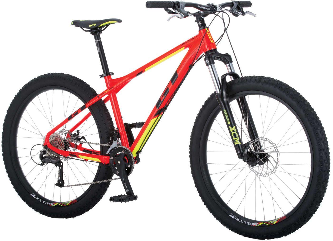 GT Men's Ricochet Plus Sport 27.5+ Mountain Bike