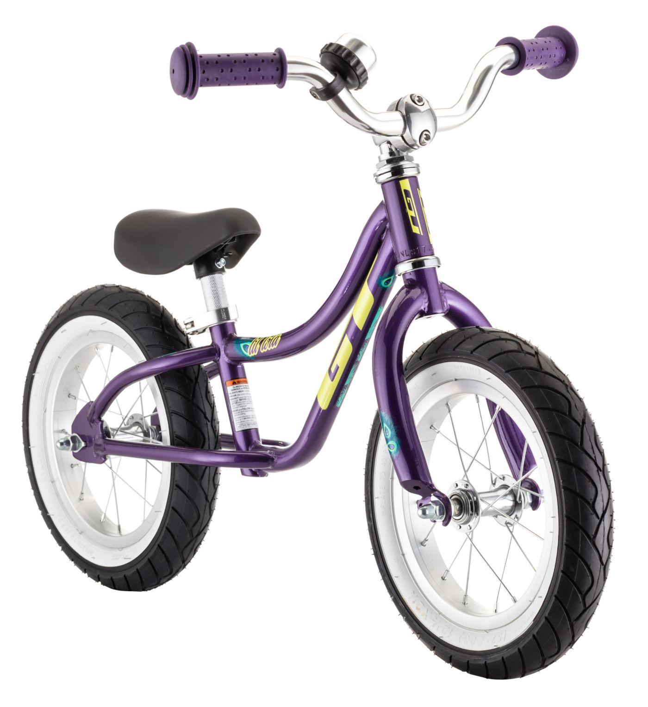GT Girls' Lil Lola 12'' Balance Bike
