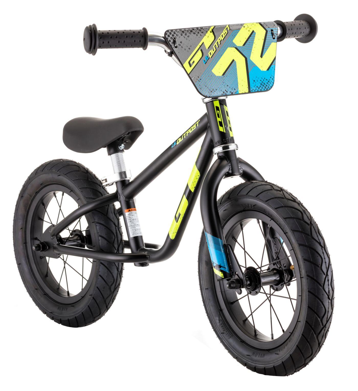 GT Boys' Lil Outpost 12'' Balance Bike