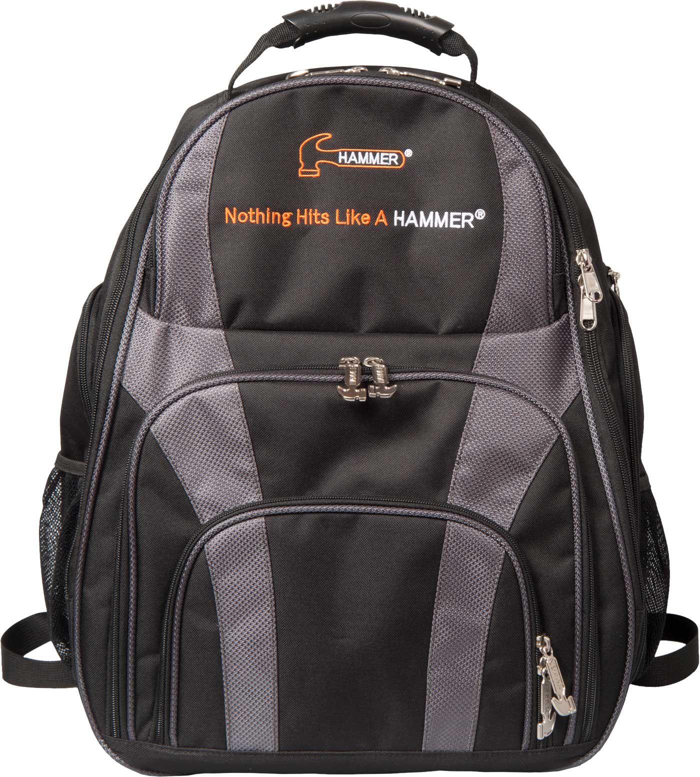 Hammer Deuce 2-Ball Backpack Bowling Bag
