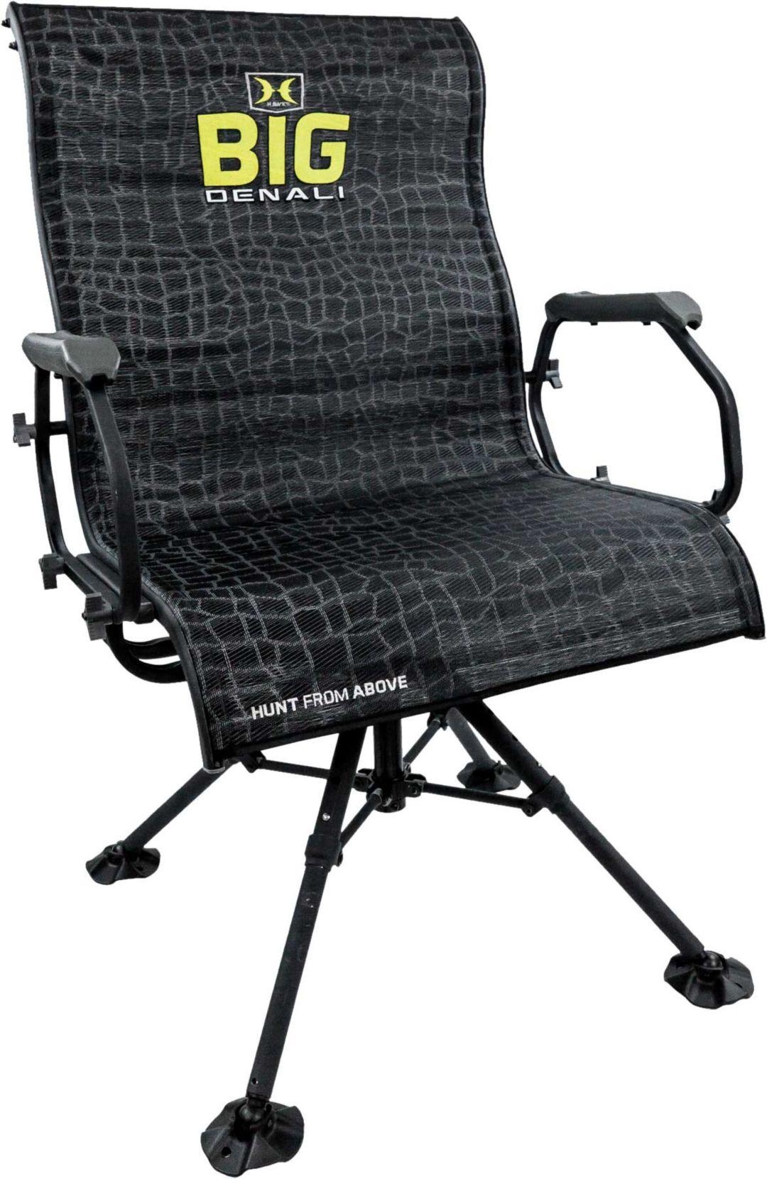 Awesome Hawk Hunting Big Denali Blind Chair Inzonedesignstudio Interior Chair Design Inzonedesignstudiocom