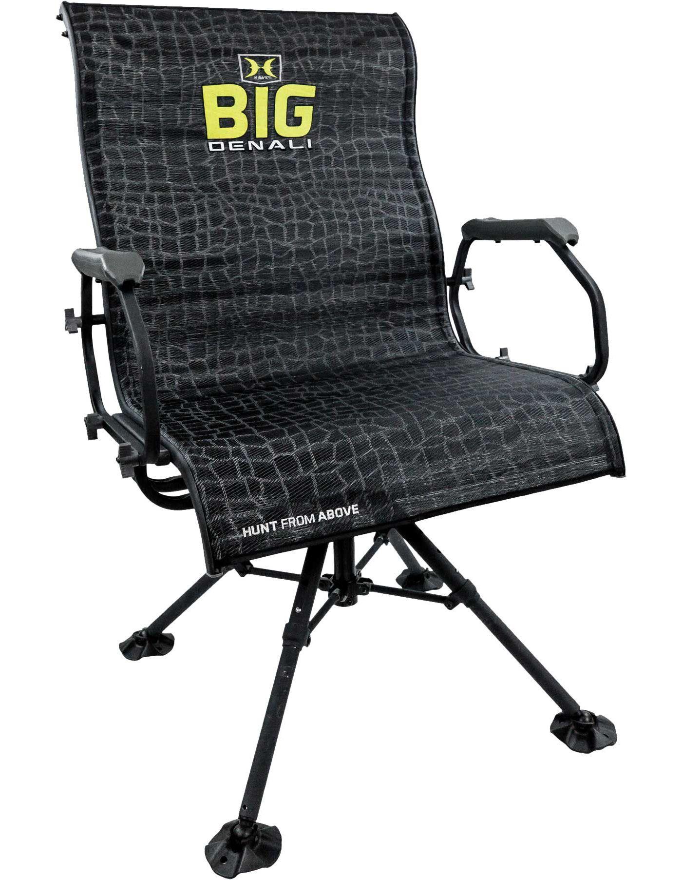 Hawk Hunting Big Denali Blind Chair