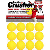 Heater Crusher Slow Mini Lite Balls – 12 Pack
