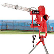 Heater Deuce 95 Pitching Machine w/ Xtender 48' Batting Cage