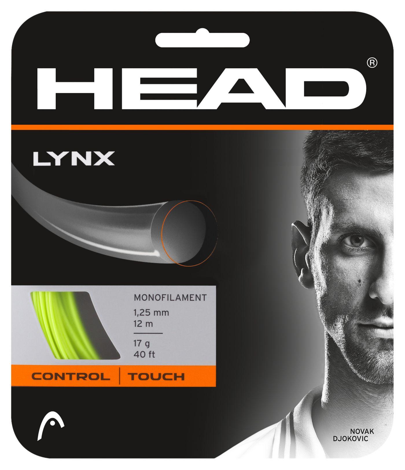 Head 17G Tennis String