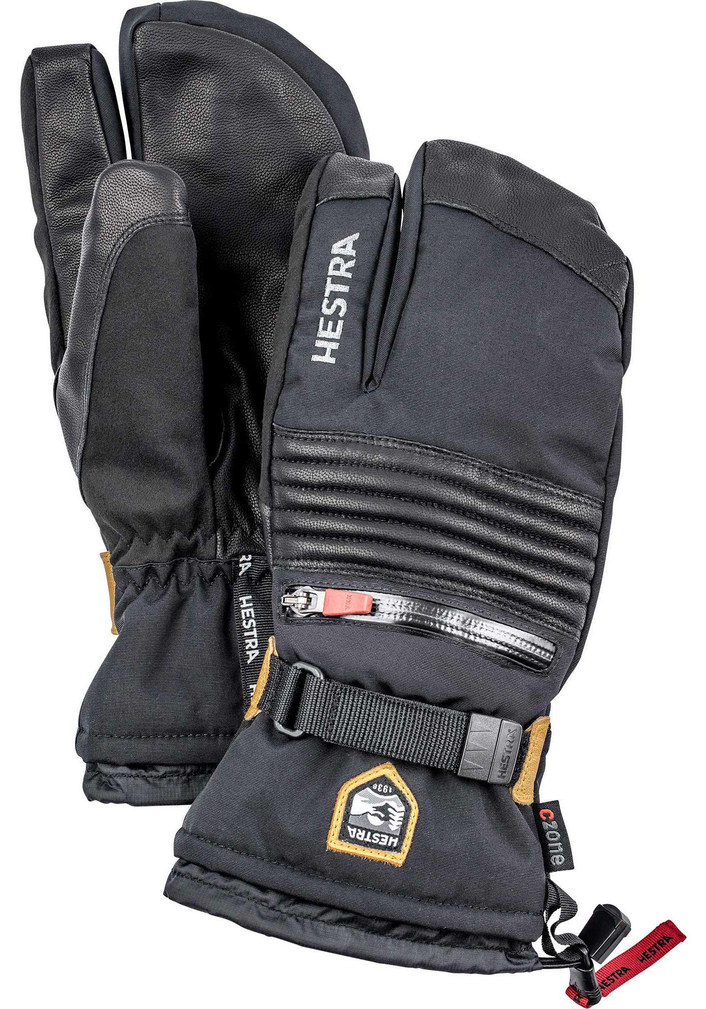 Hestra All Mountain CZone 3-Finger Gloves
