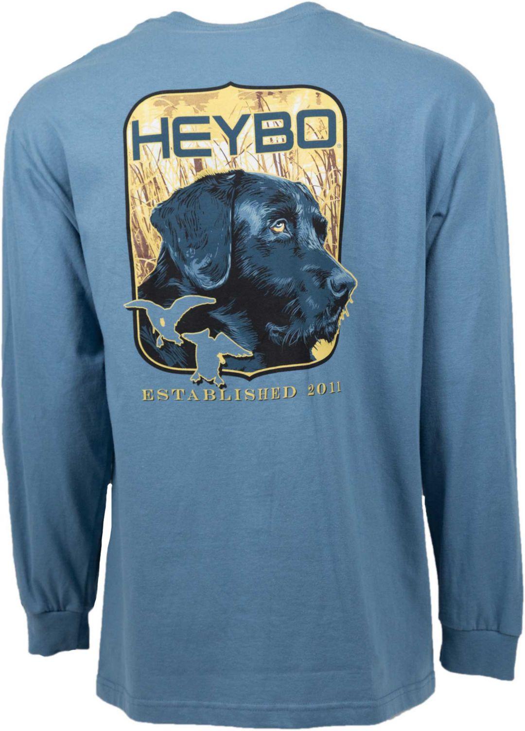 6f0ac8418 Heybo Men's Ol' Blue Long Sleeve T-Shirt | Field & Stream
