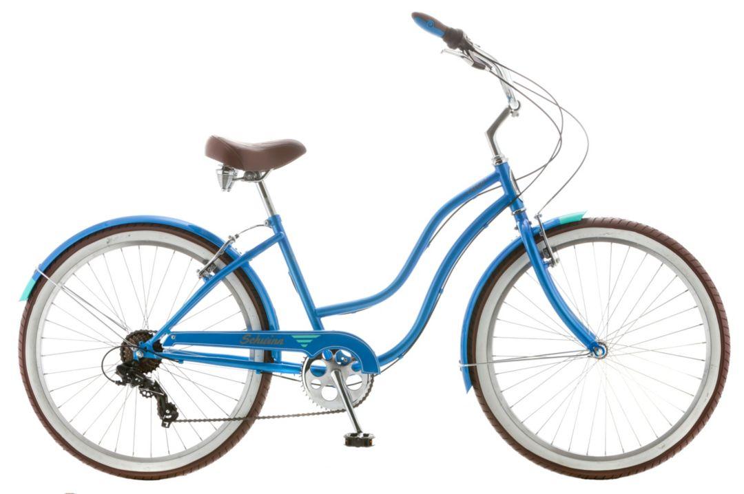 """153767 26/"""" Classic Spring Fork 1/"""" W//Twisted Bars Chrome.beach cruiser bike fork"""