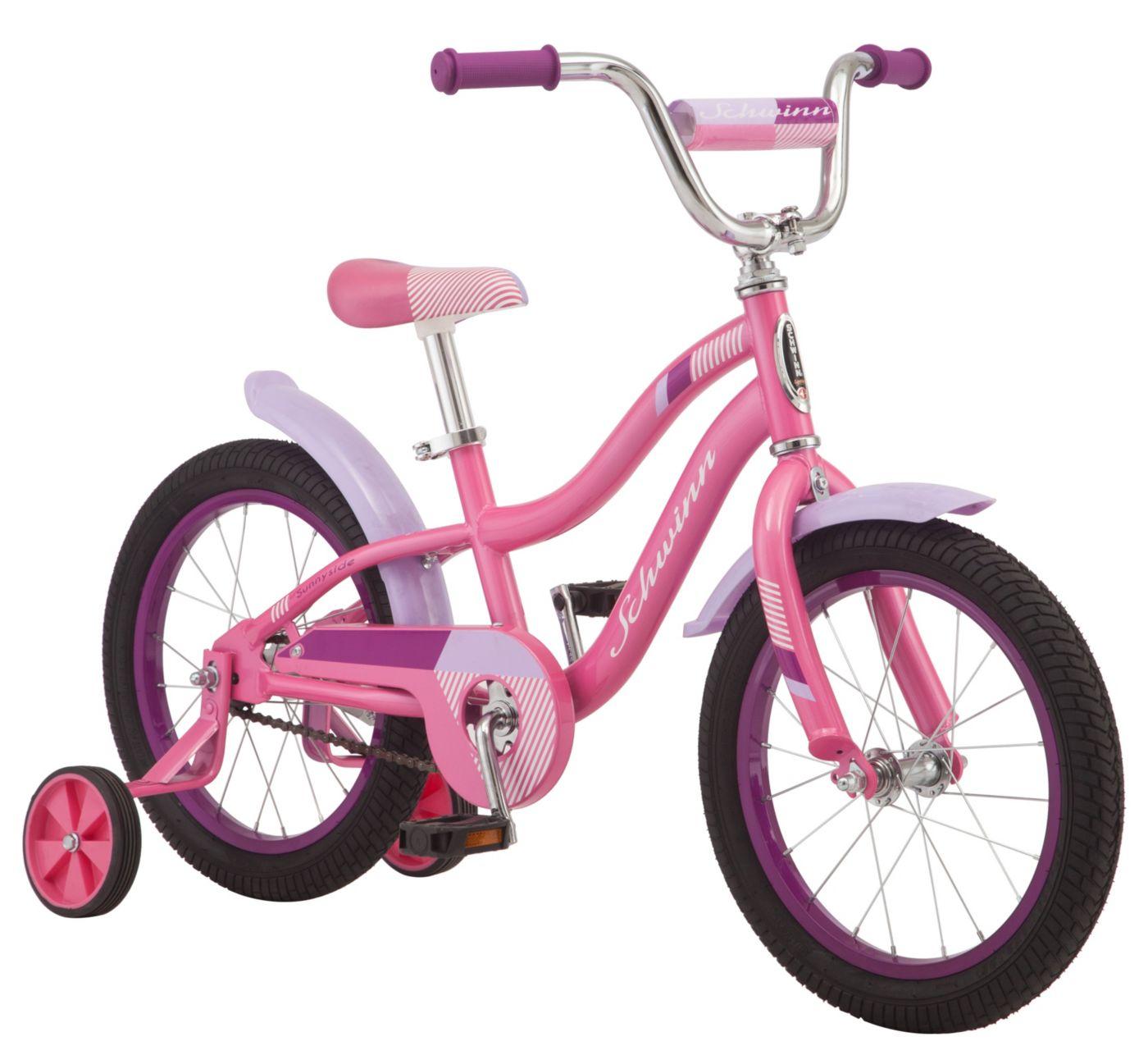 Schwinn Signature Girls' Lil Sunnyside 16'' Bike