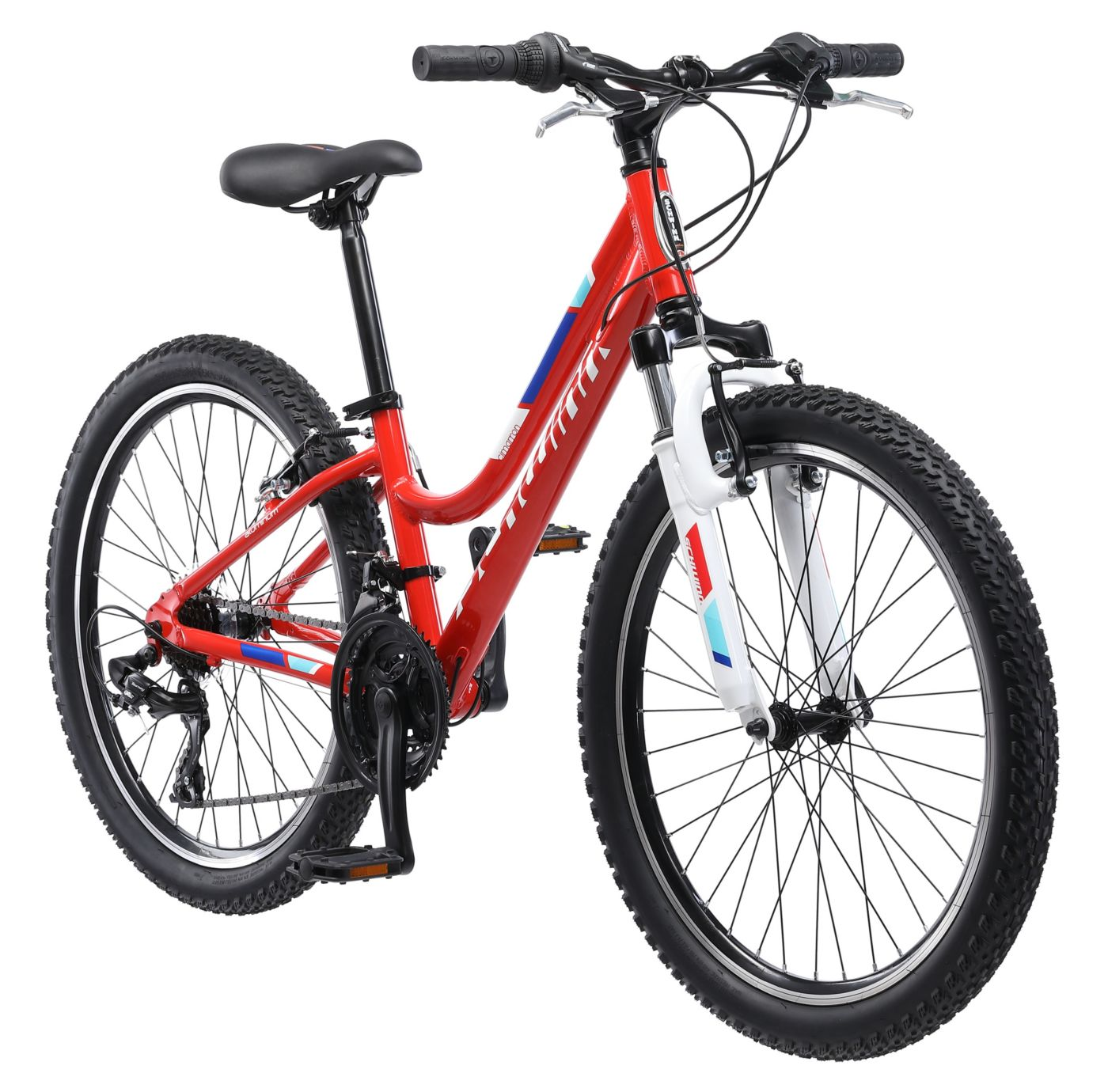 Schwinn Signature Girls' Cimarron 24'' Mountain Bike