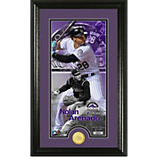 Highland Mint Colorado Rockies Nolan Arenado 'Supreme' Bronze Coin Photo Mint