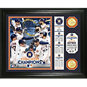 "Highland Mint 2017 World Series Champions Houston Astros ""Banner"" Bronze Coin Photo Mint"