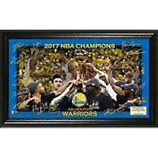 Highland Mint 2017 NBA Finals Champions Golden State Warriors Celebration Signature Court