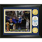 Highland Mint 2017 NBA Finals Champions Golden State Warriors Kevin Durant 'MVP' Bronze Coin Photo Mint