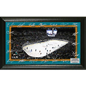 Highland Mint San Jose Sharks 2017 Signature Rink