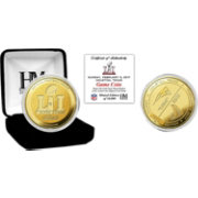Highland Mint Super Bowl LI Game Coin