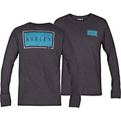 Hurley Men's Blocking Long Sleeve Shirt