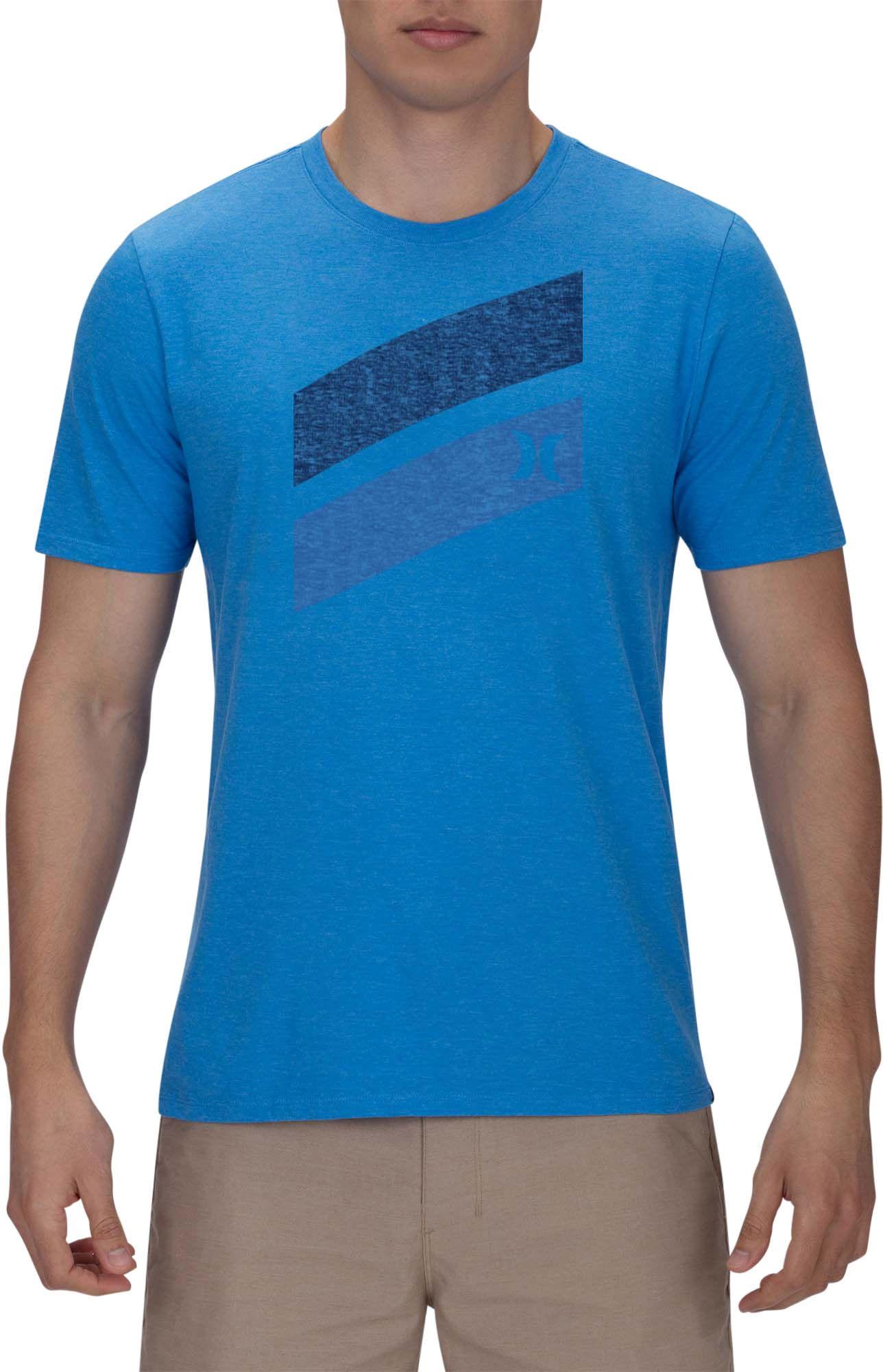 cbc038ed4a Hurley Men's Icon Slash Push Through T-Shirt