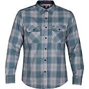 Hurley Men's Dri-FIT Cora Flannel Long Sleeve Shirt
