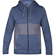 Hurley Men's Dri-FIT Disperse Blocked Full Zip Hoodie