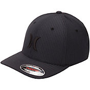 Hurley Men's Black Textures Hat