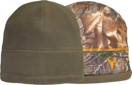 Hot Shot Men's Predator Reversible Fleece Beanie