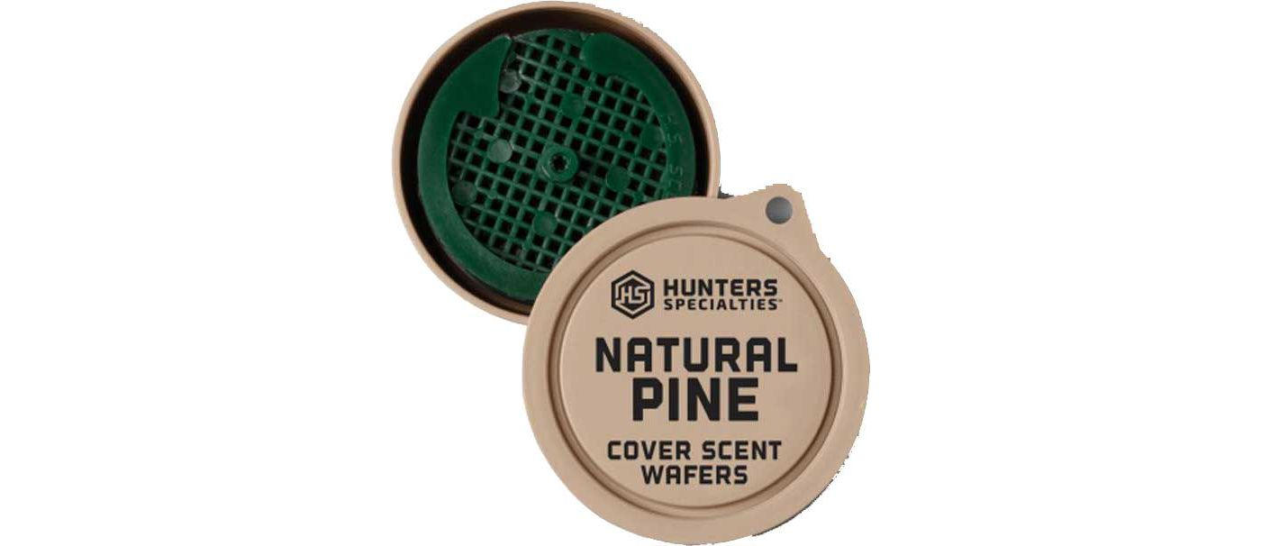Hunters Specialties Natural Pine Scent Wafers – 3 Pack