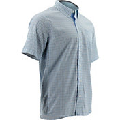 Huk Men's Santiago Short Sleeve Shirt