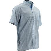 Huk Men's Santiago Short Sleeve Shirt