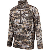 Huntworth Men's Lightweight Camo Pullover