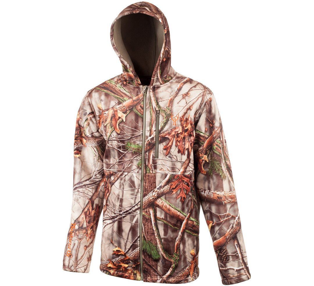 e782d4ece1c11 Huntworth Men's Soft Shell Hunting Jacket | Field & Stream