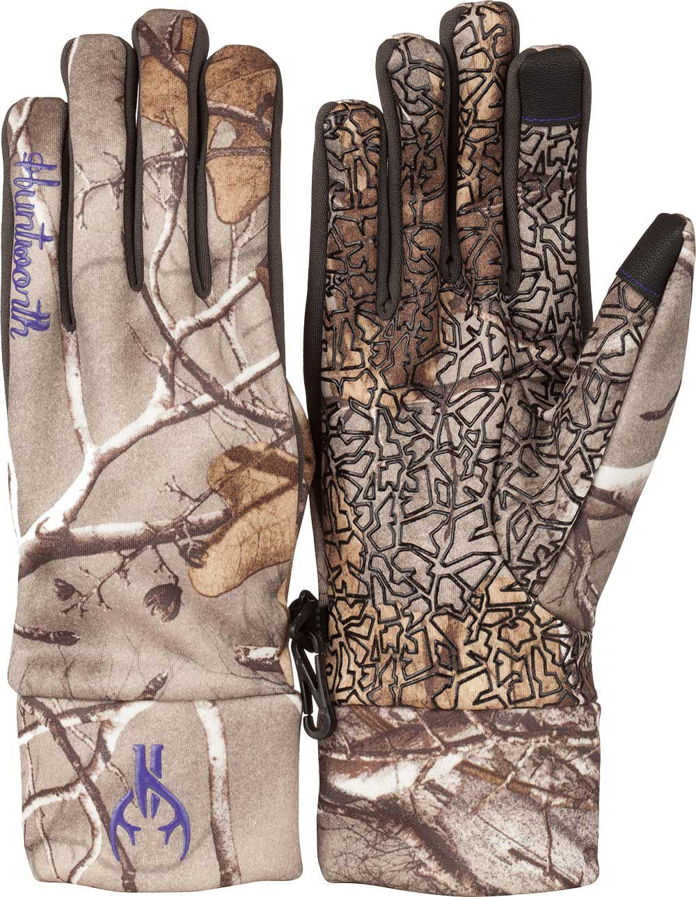 Huntworth Women's Stealth Hunting Glove, Brown thumbnail