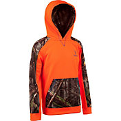 Huntworth Youth Lifestyle Performance Fleece Hoodie