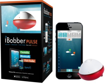 ReelSonar iBobber Pulse Bluetooth Smart Castable Fish Finder (RS106)