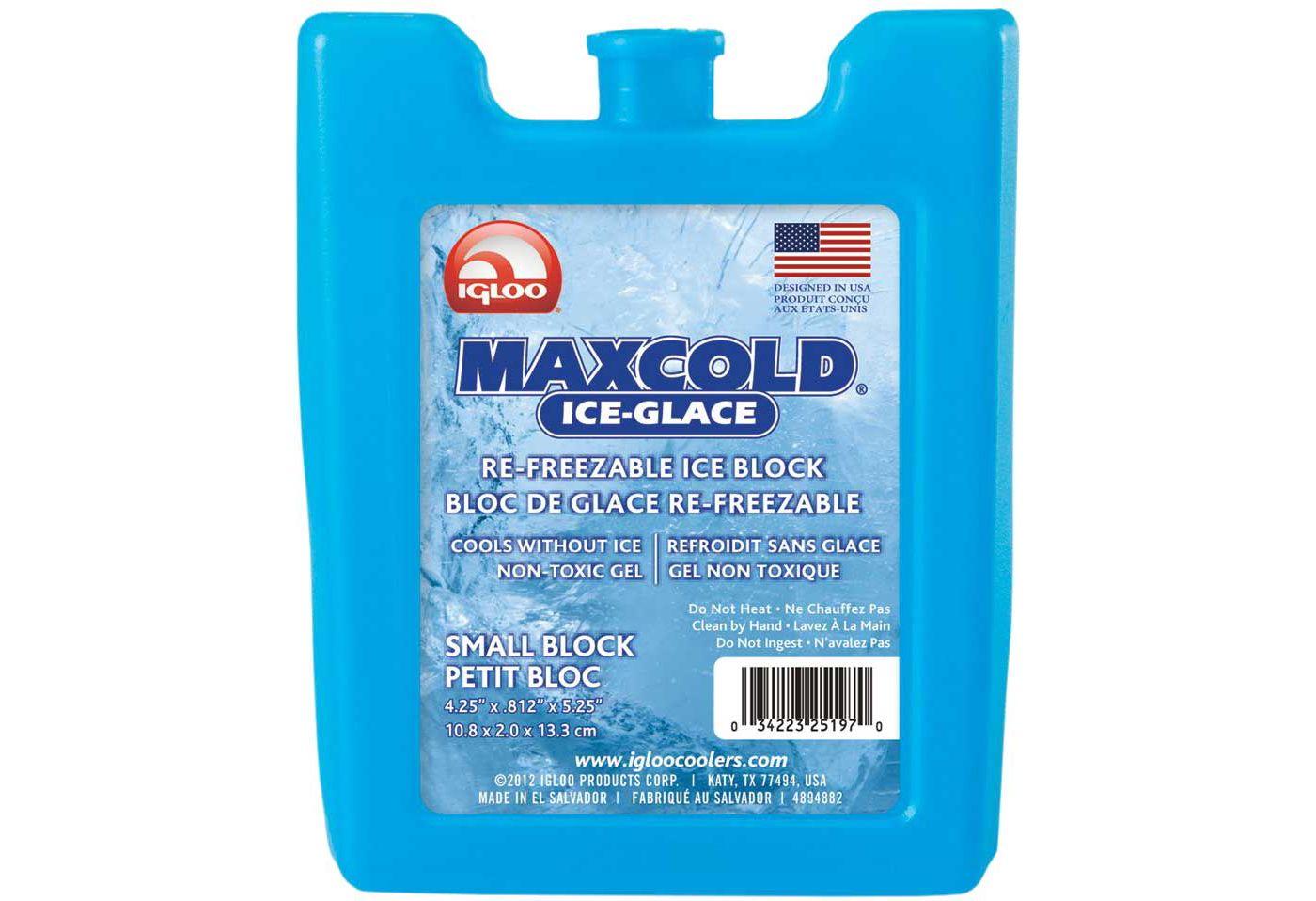 Igloo Maxcold Ice Small Freeze Block