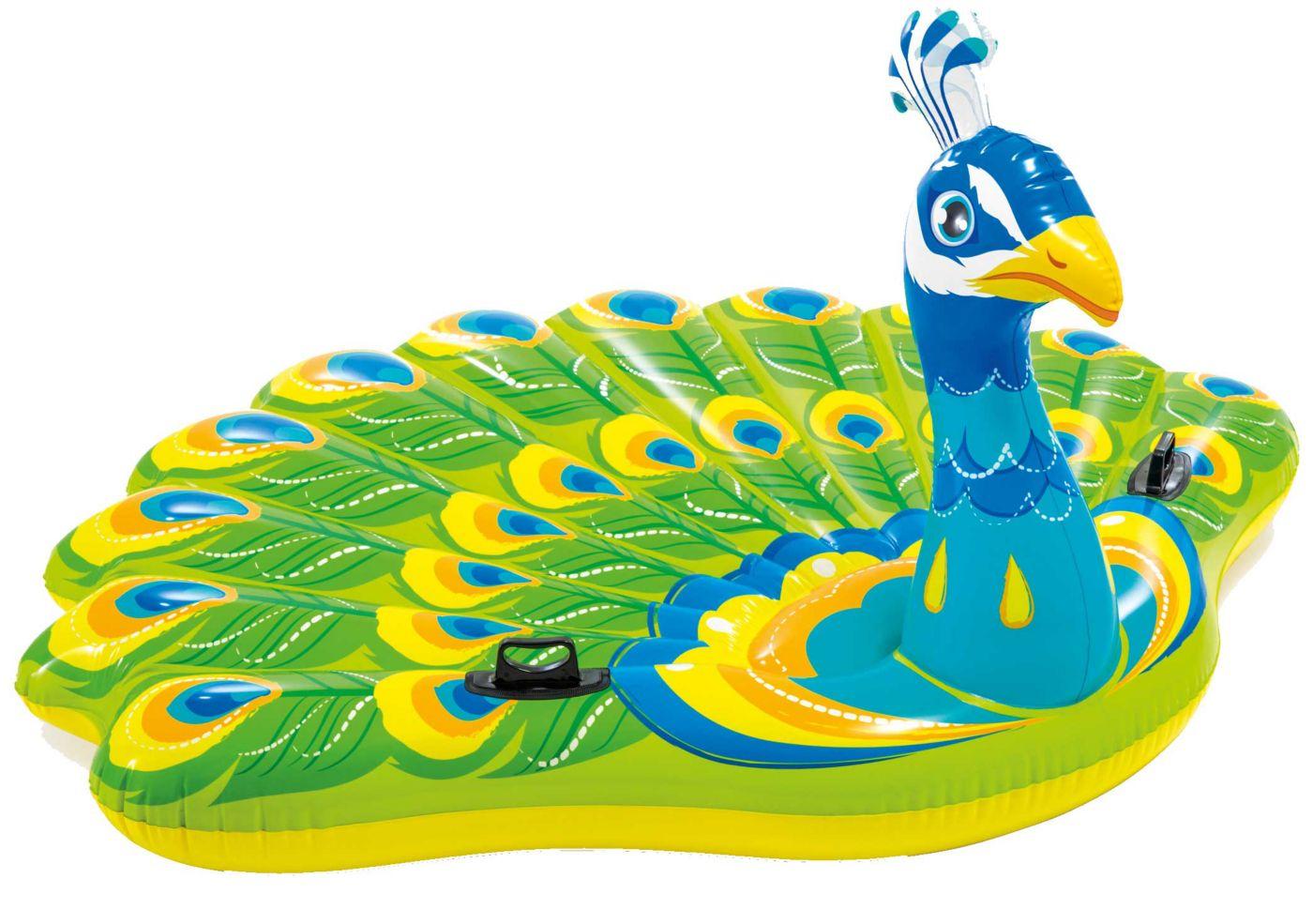 Intex Peacock Island Inflatable Pool Float