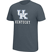 Top of the World Men's Kentucky Wildcats Grey Staple T-Shirt