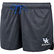 Top of the World Women's Kentucky Wildcats Grey Sideline Shorts