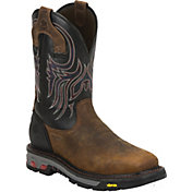 Justin Men's Commander X-5 Work Boots