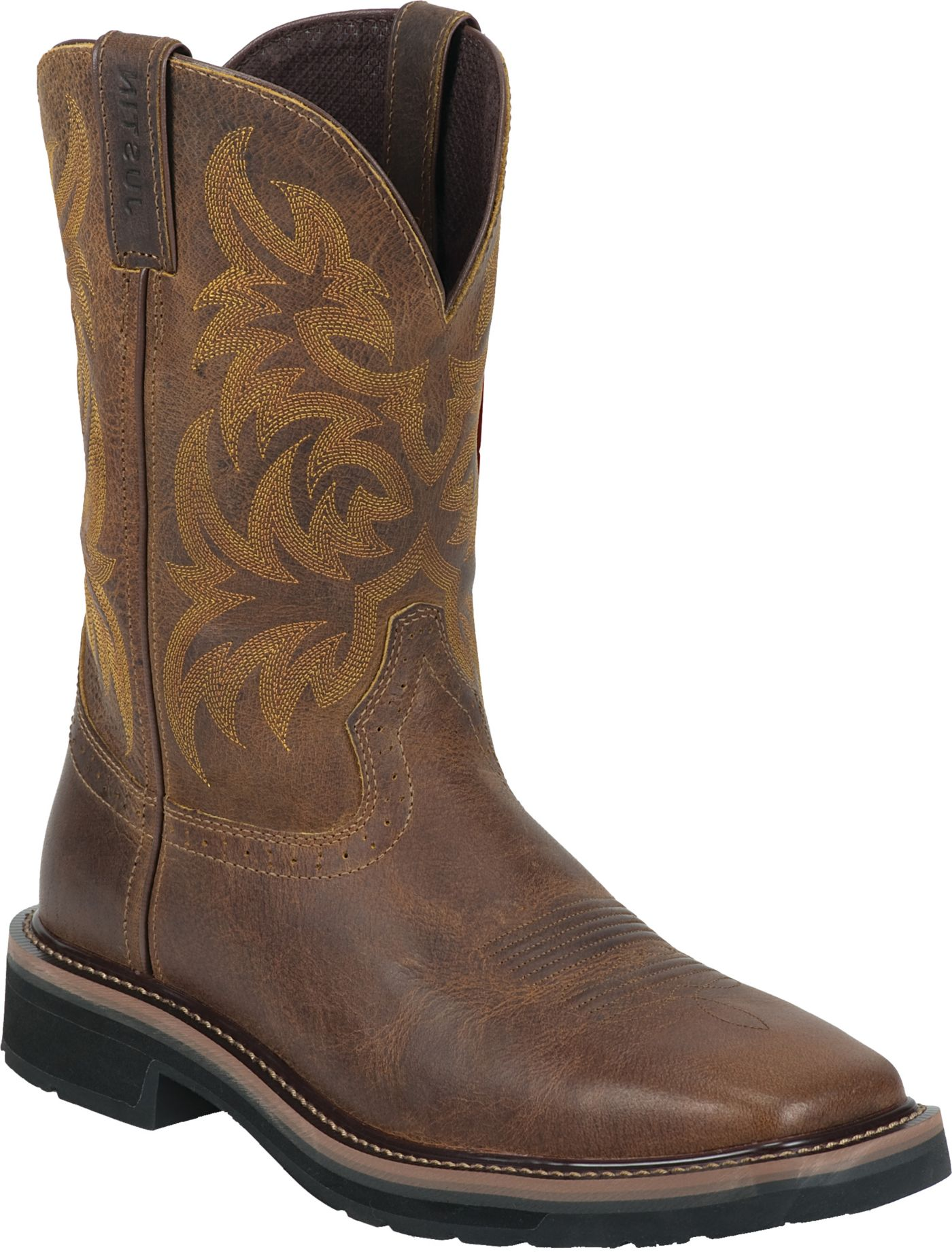 Justin Boots Men's Handler 11'' Work Boots