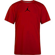 Jordan Boys' 23 Alpha Dry Fitted T-Shirt