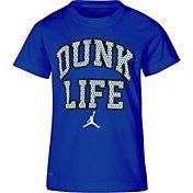 Jordan Boys' Dry Dunk Life T-Shirt