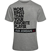 Jordan Boys' 'More Rings' Dri-FIT T-Shirt