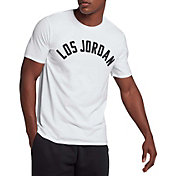 c74caa86e1cd Product Image · Jordan Men s Sportswear City of Flight Los Jordan T-Shirt.  White · Black