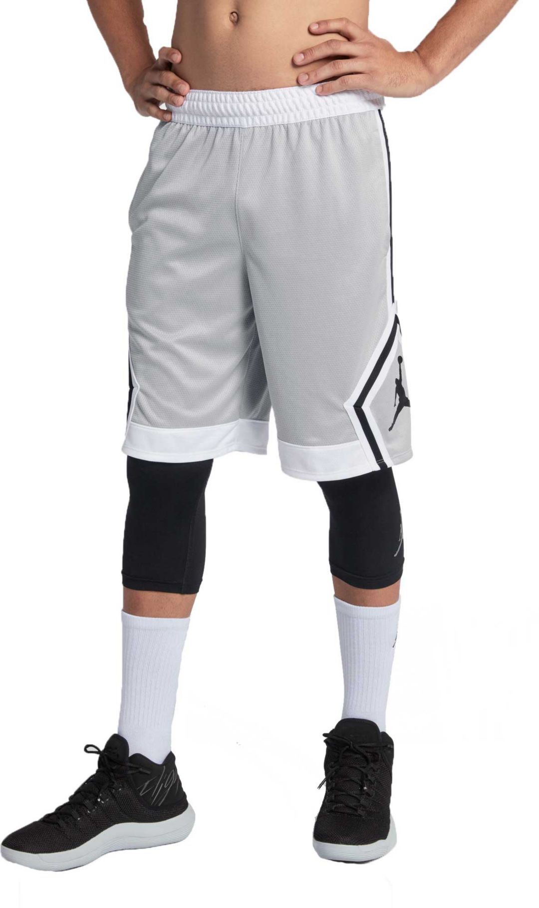 a65620ce271 Jordan Men's Rise Diamond Basketball Shorts | DICK'S Sporting Goods