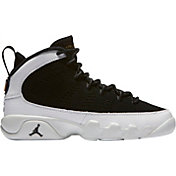Jordan Kids' Grade School Air Jordan 9 Retro Basketball Shoes