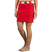 Jofit Women's Belted Golf Skort
